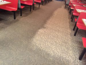 restaurant Kitchen and Carpet cleaning