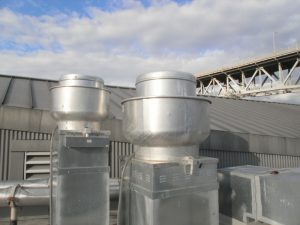 Commercial Kitchen Cleaning Rooftop