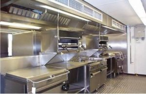 Restaurant Kitchen Cleaning Maine
